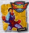 Cover zu Rival Schools: United By Fate - PlayStation