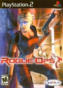 Cover zu Rogue Ops - PlayStation 2