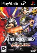 Cover zu Samurai Warriors: Extreme Legends - PlayStation 2