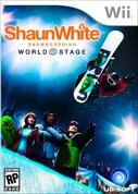Cover zu Shaun White Snowboarding: World Stage - Wii