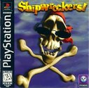 Cover zu Shipwreckers! - PlayStation