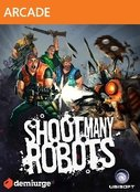 Cover zu Shoot Many Robots - Xbox Live Arcade