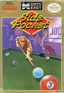 Cover zu Side Pocket - NES