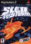 Cover zu Sled Storm - PlayStation 2