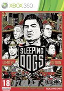 Cover zu Sleeping Dogs - Xbox 360