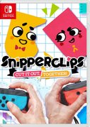 Cover zu Snipperclips - Nintendo Switch