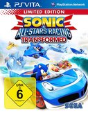 Cover zu Sonic & All-Stars Racing: Transformed - PS Vita