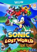 Cover zu Sonic: Lost World - Wii U