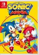 Cover zu Sonic Mania - Nintendo Switch