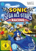 Cover zu Sonic & SEGA All-Stars Racing - Wii