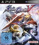 Cover zu Soul Calibur 5 - PlayStation 3