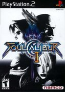 Cover zu Soul Calibur 2 - PlayStation 2