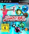 Cover zu Sports Champions - PlayStation 3