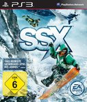 Cover zu SSX - PlayStation 3