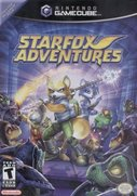 Cover zu Starfox Adventures - GameCube
