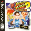 Cover zu Street Fighter Collection 2 - PlayStation
