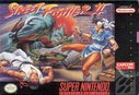 Cover zu Street Fighter II - SNES