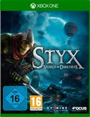 Cover zu Styx: Shards of Darkness - Xbox One