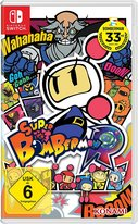 Cover zu Super Bomberman R - Nintendo Switch