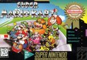 Cover zu Super Mario Kart - SNES