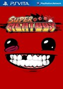Cover zu Super Meat Boy - PS Vita