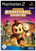 Cover zu Super Monkey Ball Adventure - PlayStation 2