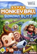Cover zu Super Monkey Ball: Banana Blitz - Wii