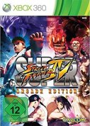 Cover zu Super Street Fighter 4: Arcade Edition - Xbox 360