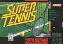 Cover zu Super Tennis - SNES