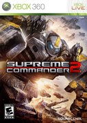 Cover zu Supreme Commander 2 - Xbox 360