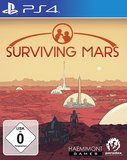 Cover zu Surviving Mars - PlayStation 4