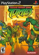 Cover zu Teenage Mutant Ninja Turtles - PlayStation 2