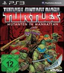 Cover zu Teenage Mutant Ninja Turtles: Mutants in Manhattan - PlayStation 3