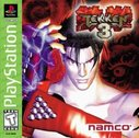 Cover zu Tekken 3 - PlayStation