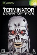 Cover zu Terminator - Dawn of Fate - Xbox