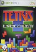 Cover zu Tetris Evolution - Xbox 360