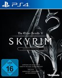 Cover zu The Elder Scrolls 5: Skyrim - Special Edition - PlayStation 4