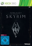 Cover zu The Elder Scrolls 5: Skyrim - Xbox 360