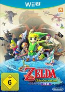 Cover zu The Legend of Zelda: The Wind Waker HD - Wii U