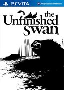 Cover zu The Unfinished Swan - PS Vita