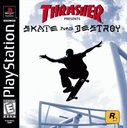 Cover zu Thrasher Presents: Skate and Destroy - PlayStation