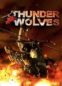 Cover zu Thunder Wolves - PlayStation Network