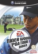 Cover zu Tiger Woods 2003 - GameCube
