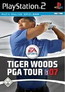 Cover zu Tiger Woods PGA Tour 07 - PlayStation 2