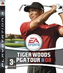 Cover zu Tiger Woods PGA Tour 08 - PlayStation 3