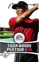 Cover zu Tiger Woods PGA Tour 08 - Wii