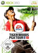 Cover zu Tiger Woods PGA Tour 10 - Xbox 360