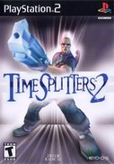 Cover zu Time Splitters 2 - PlayStation 2