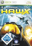 Cover zu Tom Clancy's H.A.W.X. - Xbox 360