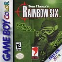 Cover zu Tom Clancy's Rainbow Six - Game Boy Color